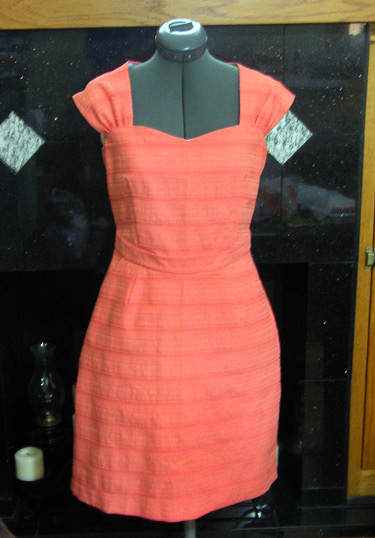 Cambie Dress
