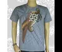 Kaos Batik Indonesia (Guru Pantura)