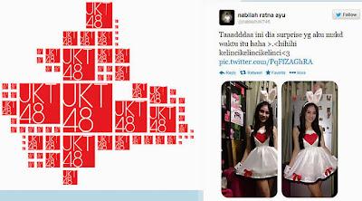 Nabilah JKT48 Beri Kado Istimewa Bagi Fans