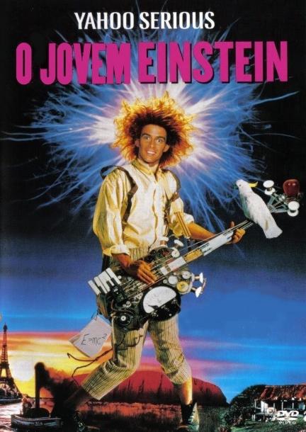 Filme O Jovem Einstein Dublado AVI DVDRip
