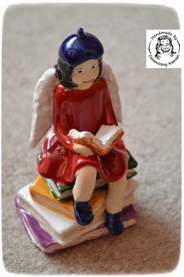 Anioły też czytają książki