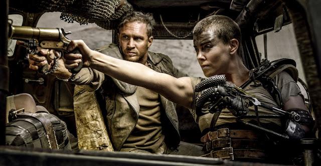 Warner Bros. promove maratona de Mad Max antes da estreia de Estrada da Fúria