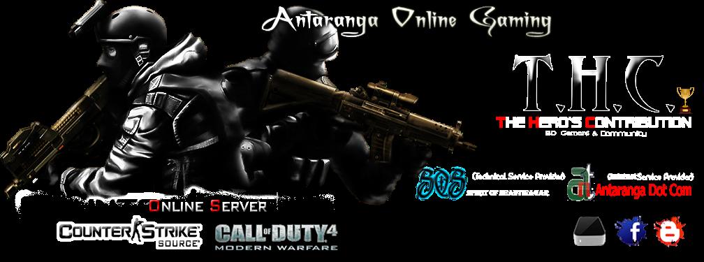 Antaranga Online Gaming