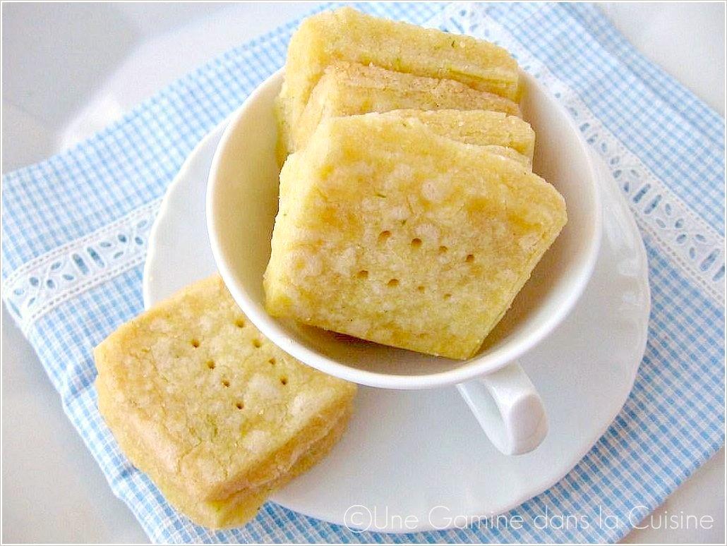 ... dans la cuisine: Tuesdays with Dorie: Cornmeal Shortbread Cookies