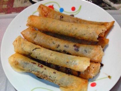 Resep Roll PisCok (Pisang Coklat)   +300 Resep Masakan dan ...