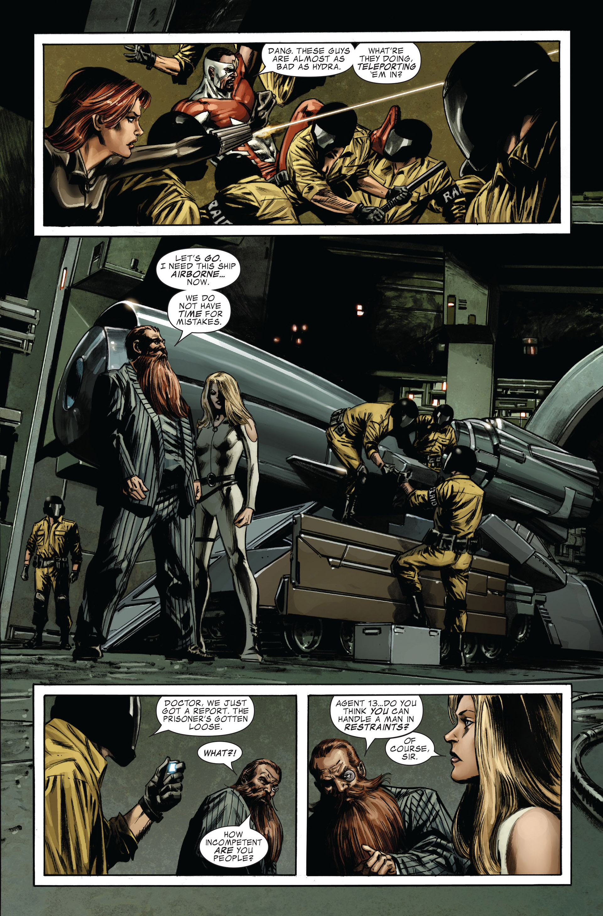 Captain America (2005) Issue #32 #32 - English 15