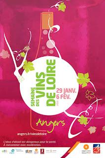 Affiche La semaine des vins de Loire