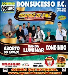 BONSUCESSO FUTEBOL CLUBE - MANHÃ DE SOL DO DJ MÃO BRANCA.