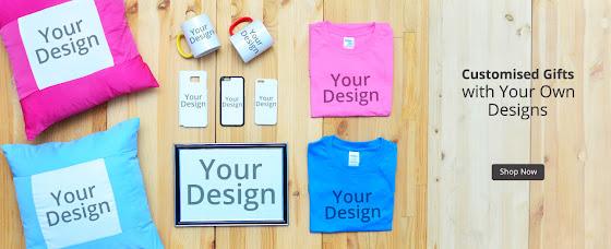 Design Sendiri Hadiah