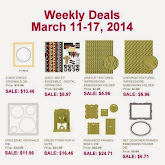 Weekly Deal Sale Mar11toMar17
