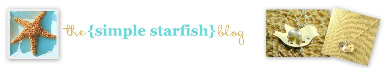 The {simple starfish} Blog