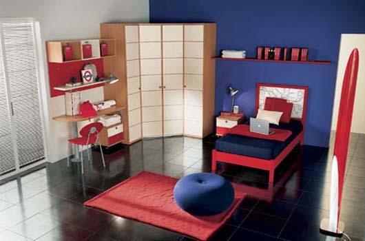 Home exterior designs dormitorios para ni os de dise o for Dormitorios infantiles nino