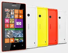 Nokia Lumia 525 Windows Phone 8 Dual Core RAM 1 GB