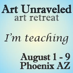 Classes at Art Unraveled