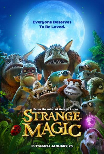 Strange Magic (2015) tainies online oipeirates