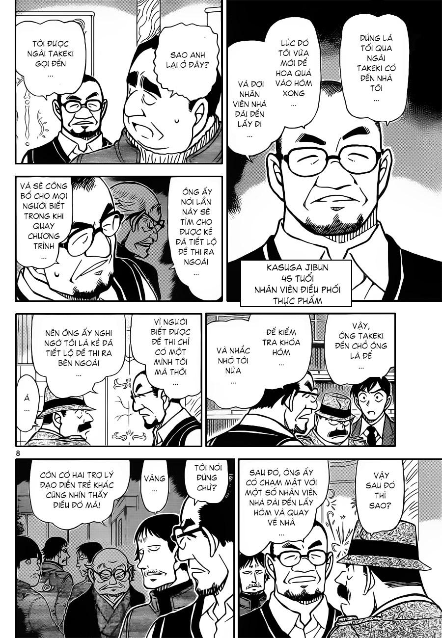 010, Thám tử lừng danh Conan chap 845    NarutoSub