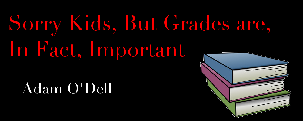 are grades important Are grades important benedicta arthur need call to action it is an issue which is widely discussed every day arguments for grades arguments against grades students focus on getting good grades rather than actually learning.