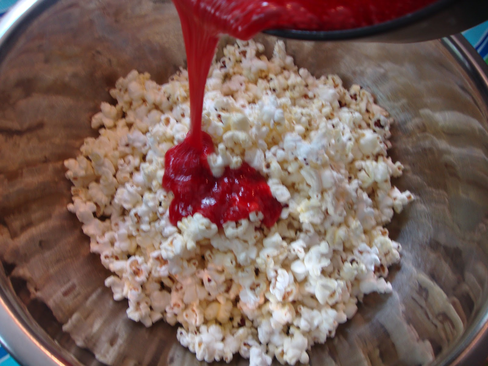 jello popcorn the color and flavor possibilities are endless - Pop Corn Color