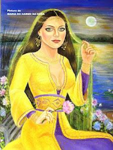 MINHA  LINDA  CIGANA  RAINHA  DO  ORIENTE,  IMAGEM  OFICIAL