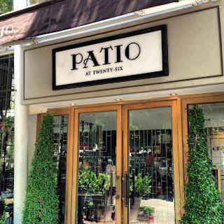 หน้าร้าน Patio at Twenty-Six