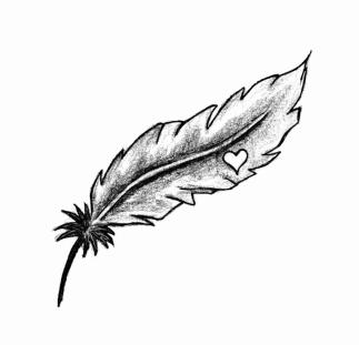 Tattoo-Designs: Feather Tattoo Designs
