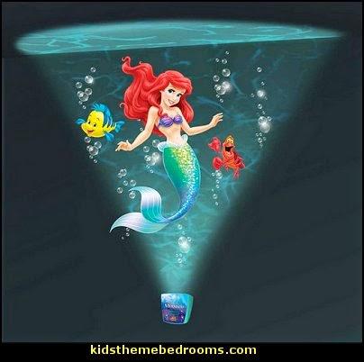 mermaid decor for bedroom decorating theme bedrooms maries manor disney