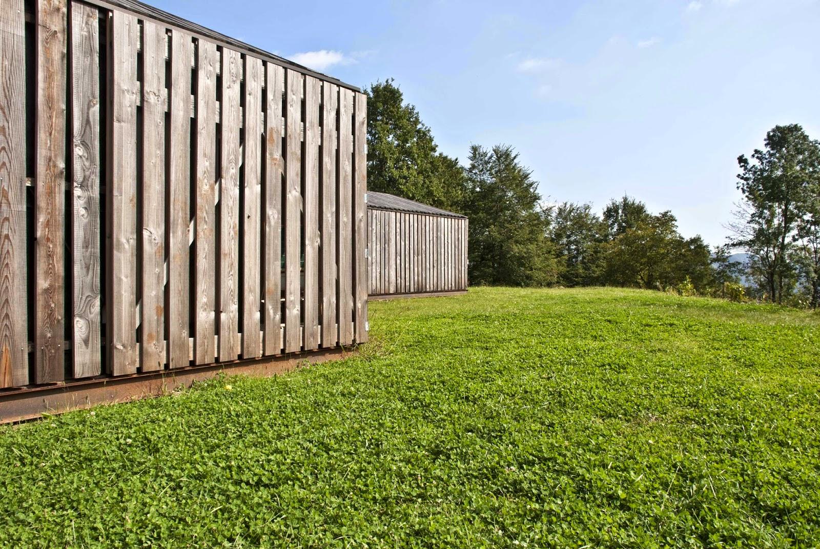 Casa passiva lineare xlam studio di architettura a for Programma di costruzione per la costruzione di una casa