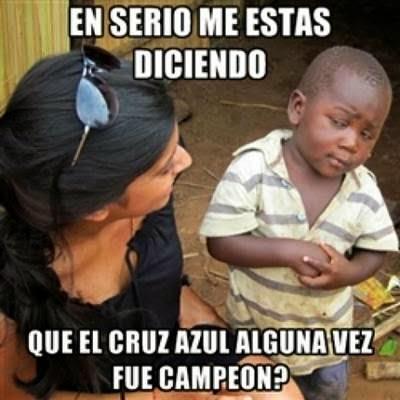 Memes del Cruz Azul4