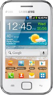 Samsung Galaxy Ace Duos S6802 Putih