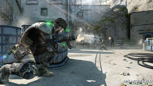 Splinter Cell Blacklist Full Tek Link İndir + Torrent