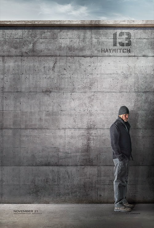 Haymitch Mockingjay Poster