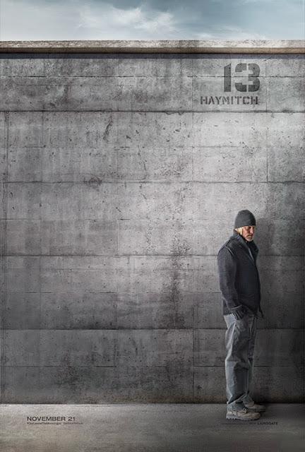 Haymitch Sinsajo Poster
