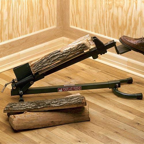 Homemade Wood Splitter Plans
