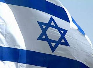 Criação do Estado de Israel Bandeira+de+Israel