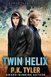 Twin Helix by P. K. Tyler