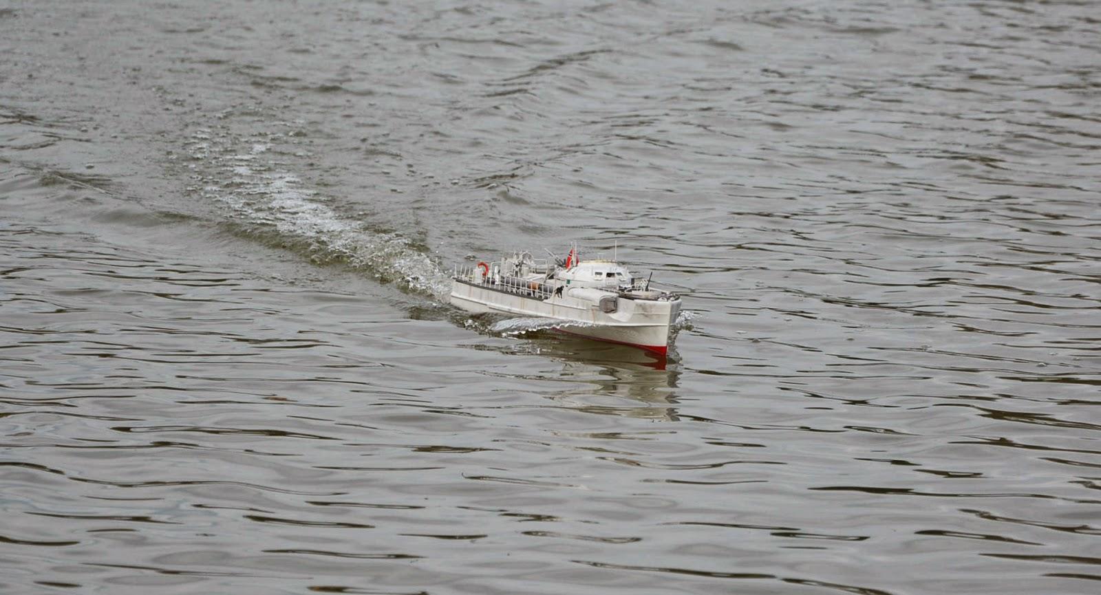 modellismo navale rc model boats   5 u00b0 gara del trofeo