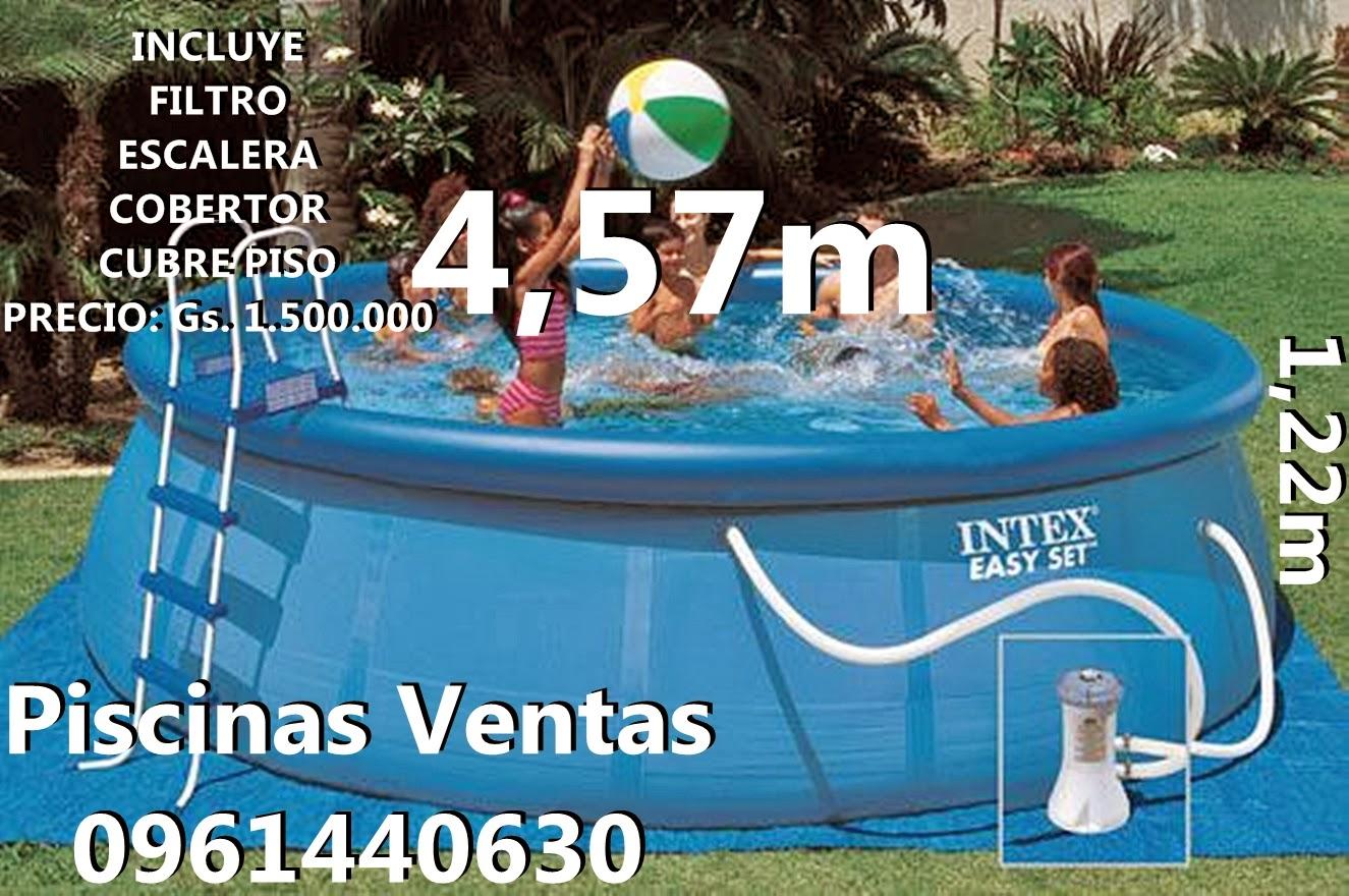 Piscinas ventas for Precio cobertor piscina