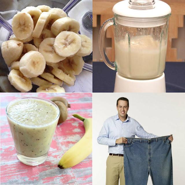 ريجيم الموز يخفّض وزنك سريعاً ويبعدك عن الاكتئاب!