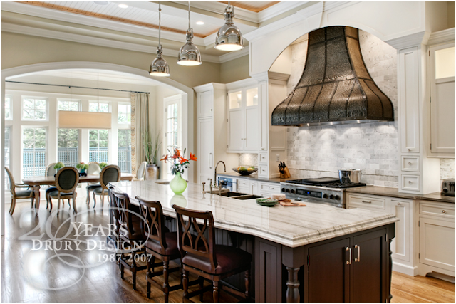These Traditional Kitchen Designs And How About Designs Done By Drury