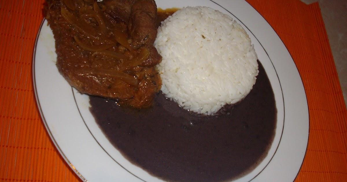 La patisserie de brunette plat ha tien riz sauce de - Cuisiner plat de cote ...