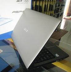 jual laptop bekas acer 4741z