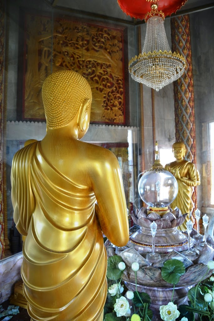 Wat Chalong Temple Phuket glass ball