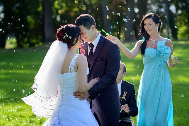 muilo burbulai per vestuves