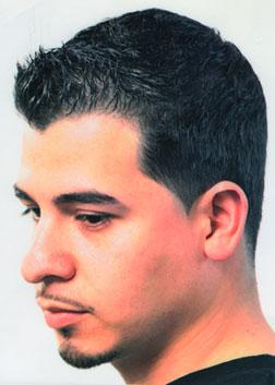 Cortes de cabello corto normal