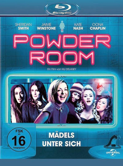 Powder Room (2013) BluRay 720p BRRip 575MB