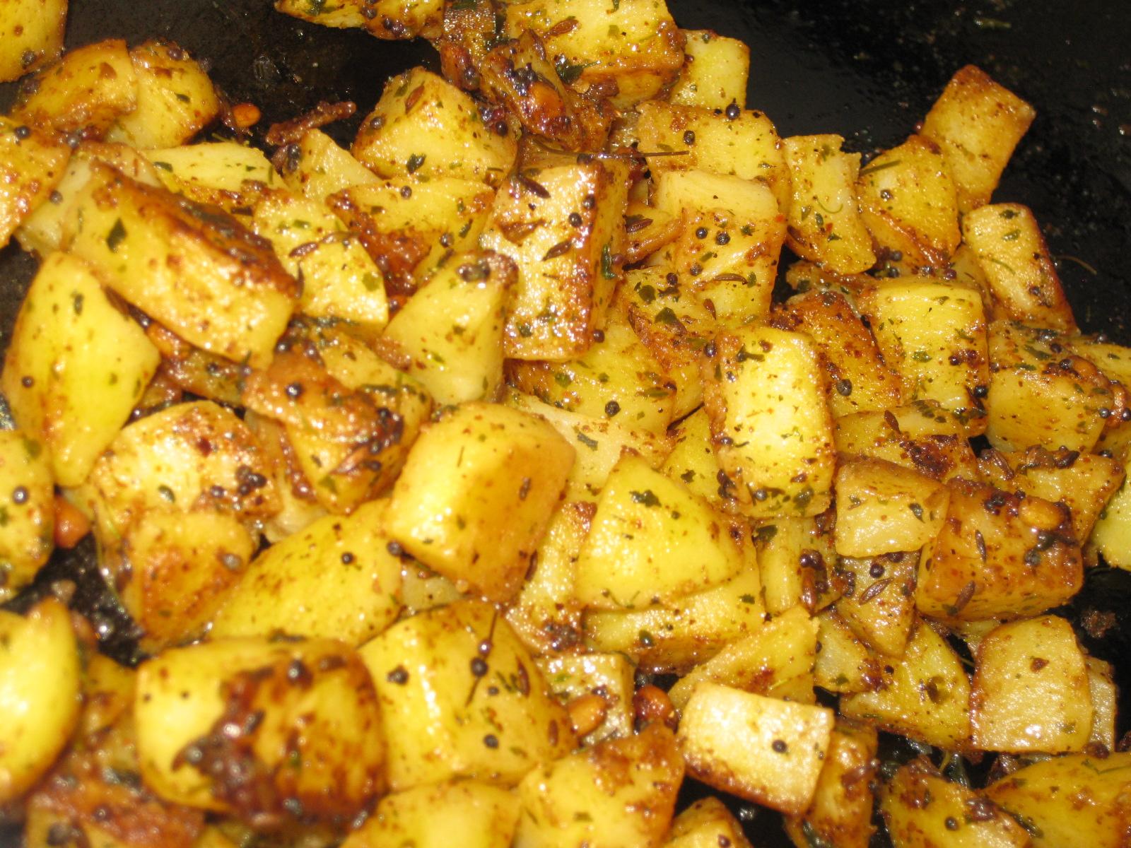 ... potato skins no fry spicy potato skins spicy pork kimchi potato skins
