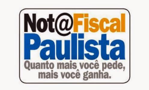 Consulta Nota Fiscal Paulista 2015 - Pessoa Fisica