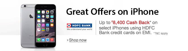 Great Offers on iPhone
