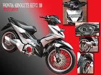 Gambar Modifikasi Honda Revo dan Tiger