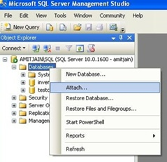 Install Northwind Or Pubs Sample Database On Sql Server 2008